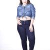 9199 Pantalón Plus con Ojalillo - azul-oscuro - 52